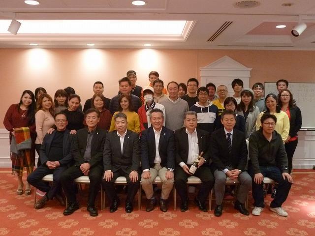 滋賀事業所 忘年会を開催しました